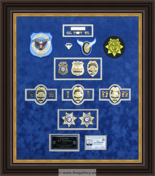 police-shadowbox-badges-patches jpg