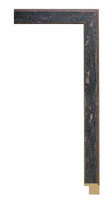 Larson Juhl VERMONT BLACK GRANITE 1 321724 Picture Frame Moulding