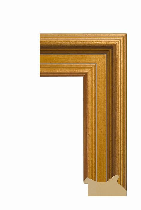 Larson Juhl ANTIQUE GOLD 3 1/4 749AG Picture Frame Moulding
