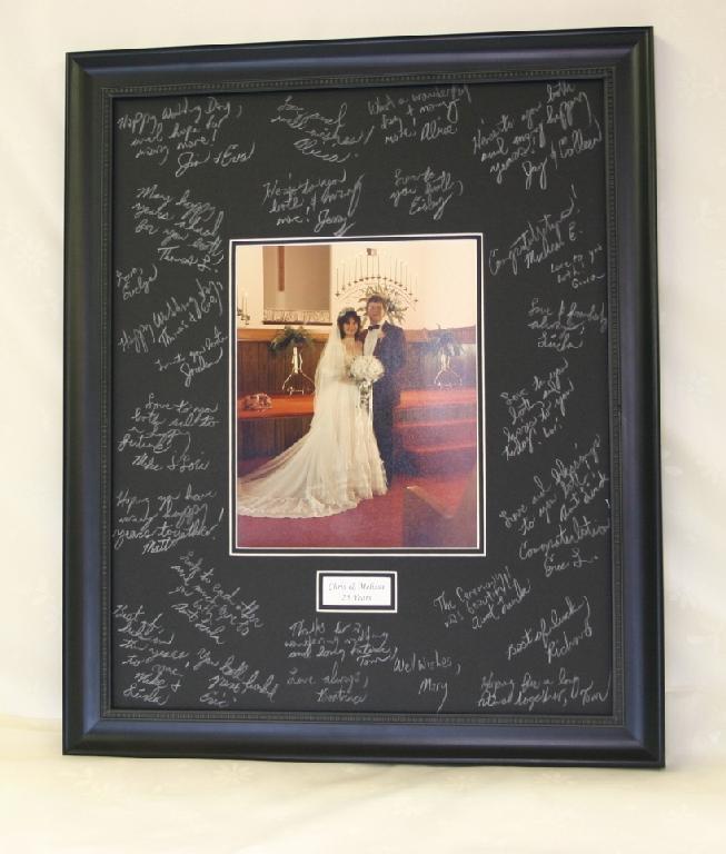 The Gallery at Brookwood - 16x20 Signature Mat - Black