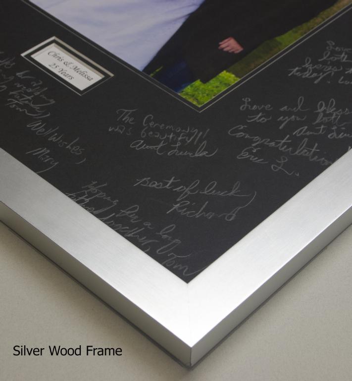 The Gallery At Brookwood 11x14 Signature Mat Black